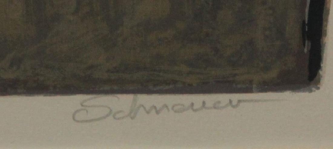 "David Schneuer ""Red Stockings"" - 2"