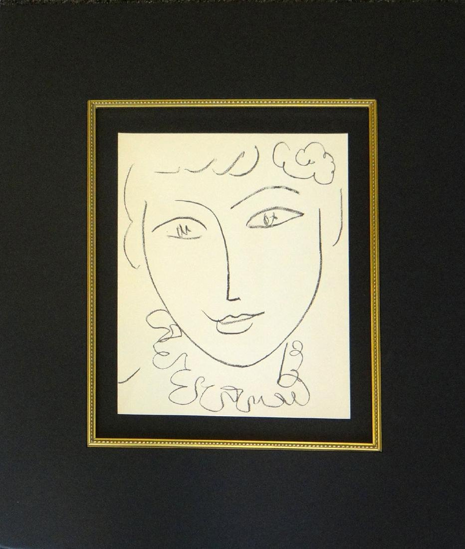 Henri Matisse - Portrait of a Young Girl