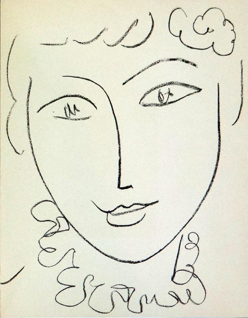 Henri Matisse - Portrait of a Young Girl - 2