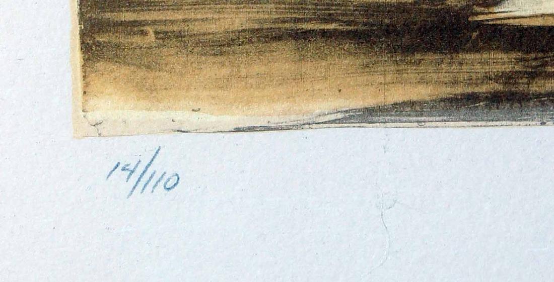 Henry Moore - Femme Allongee - 3
