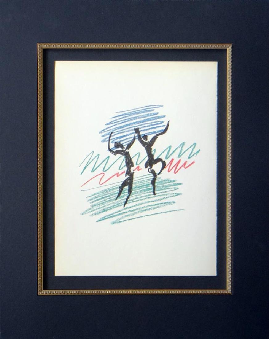"Pablo Picasso ""The Dance"""