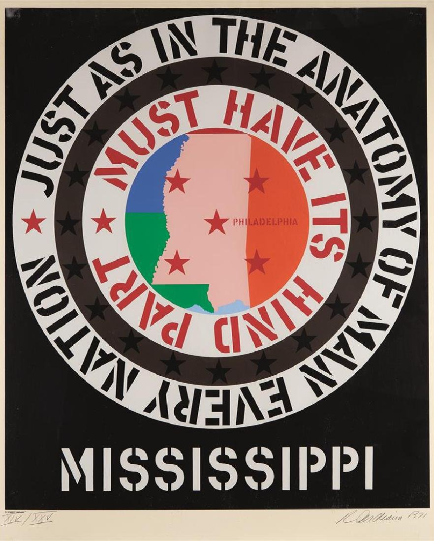 Robert Indiana - Decade IX