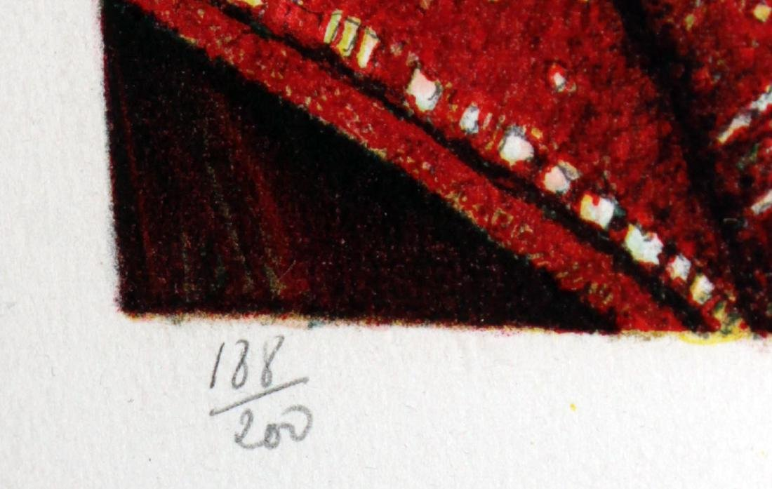 Norman Rockwell - Ye Olde Print Shoppe - 3