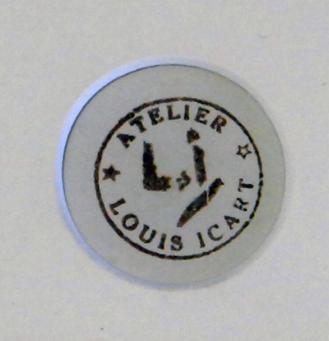 """Louis Icart """"Diner Offert au Docteur Georges Luys"""" - 3"""