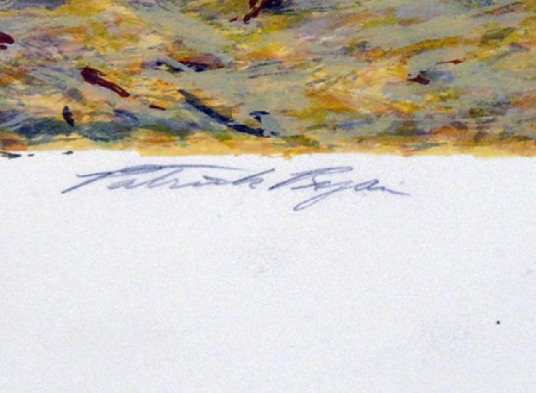 """Patrick Ryan (Henri Plisson) """"Beach at Trouville"""" - 3"""