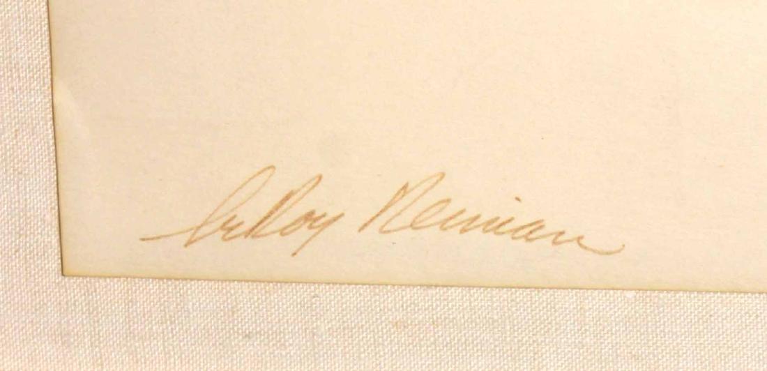 LeRoy Nieman - Original Drawing of John Denver - 2