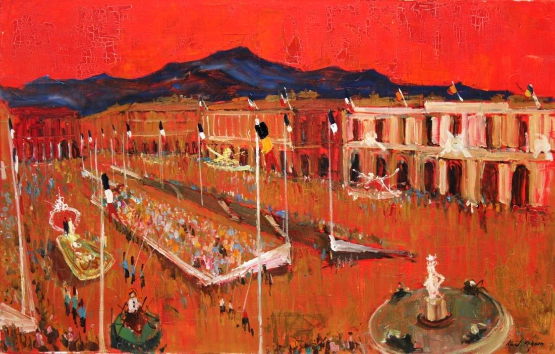 Bernard Legnon - City Scene