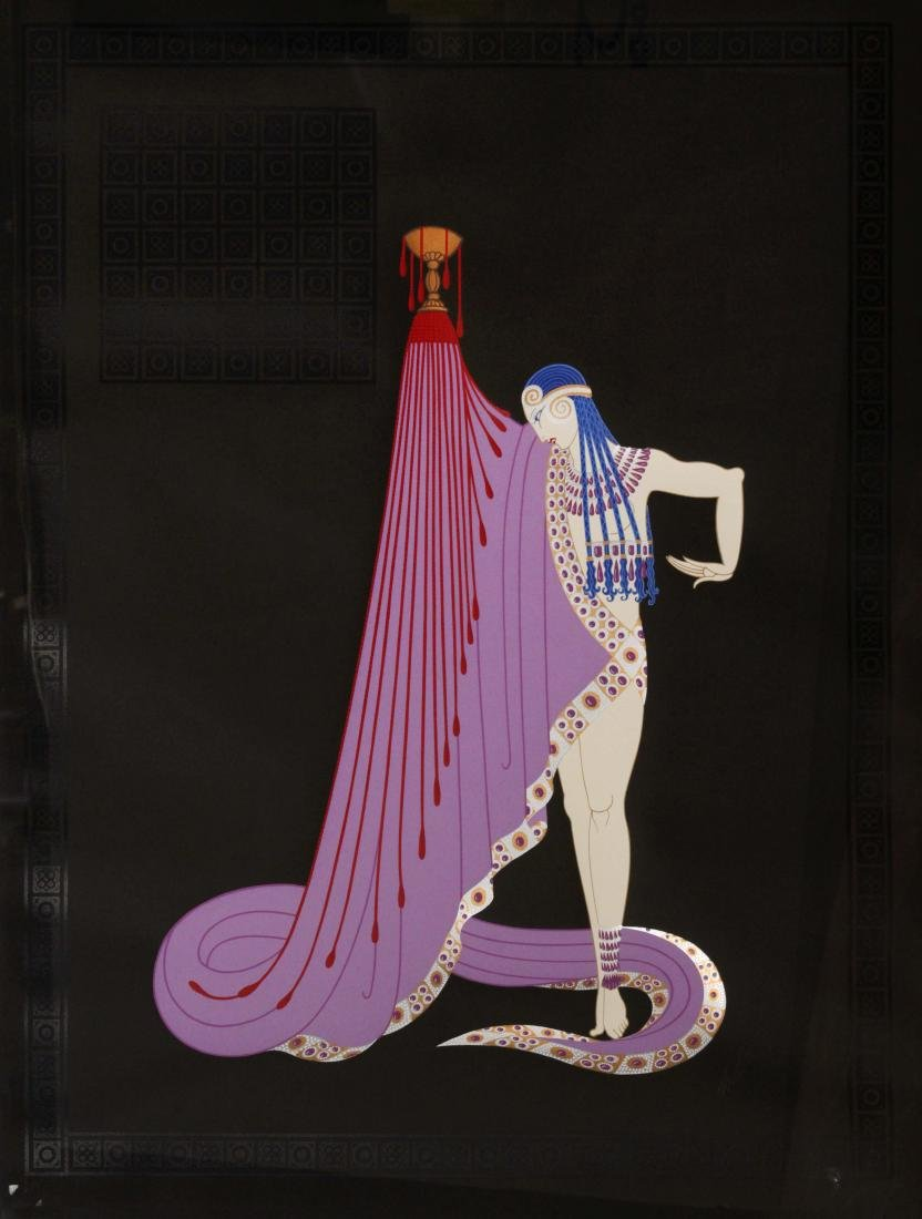 Erte - Slave of Salome