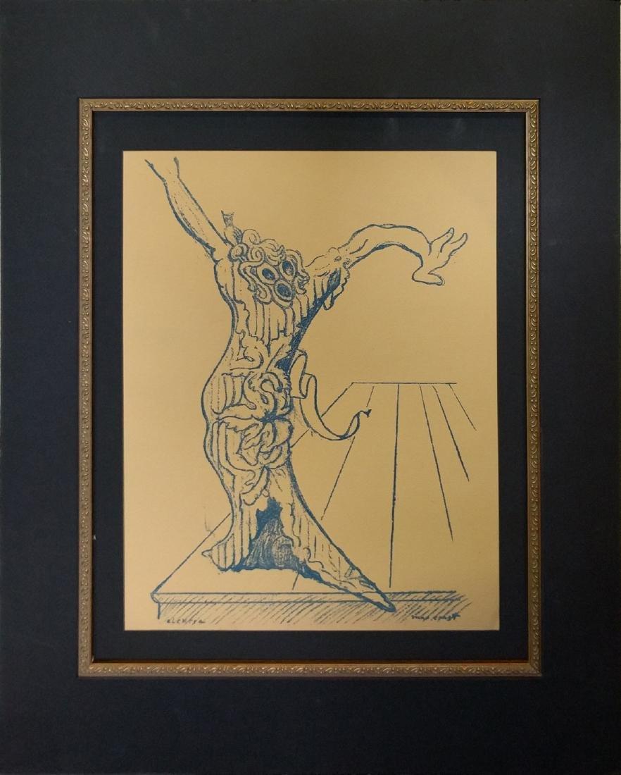"Max Ernst ""Elektra"""