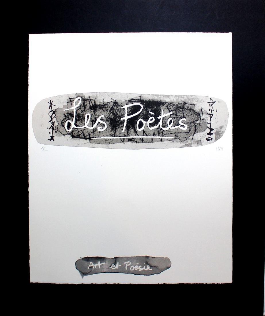 """Henry Moore """"Les Poetes"""""""