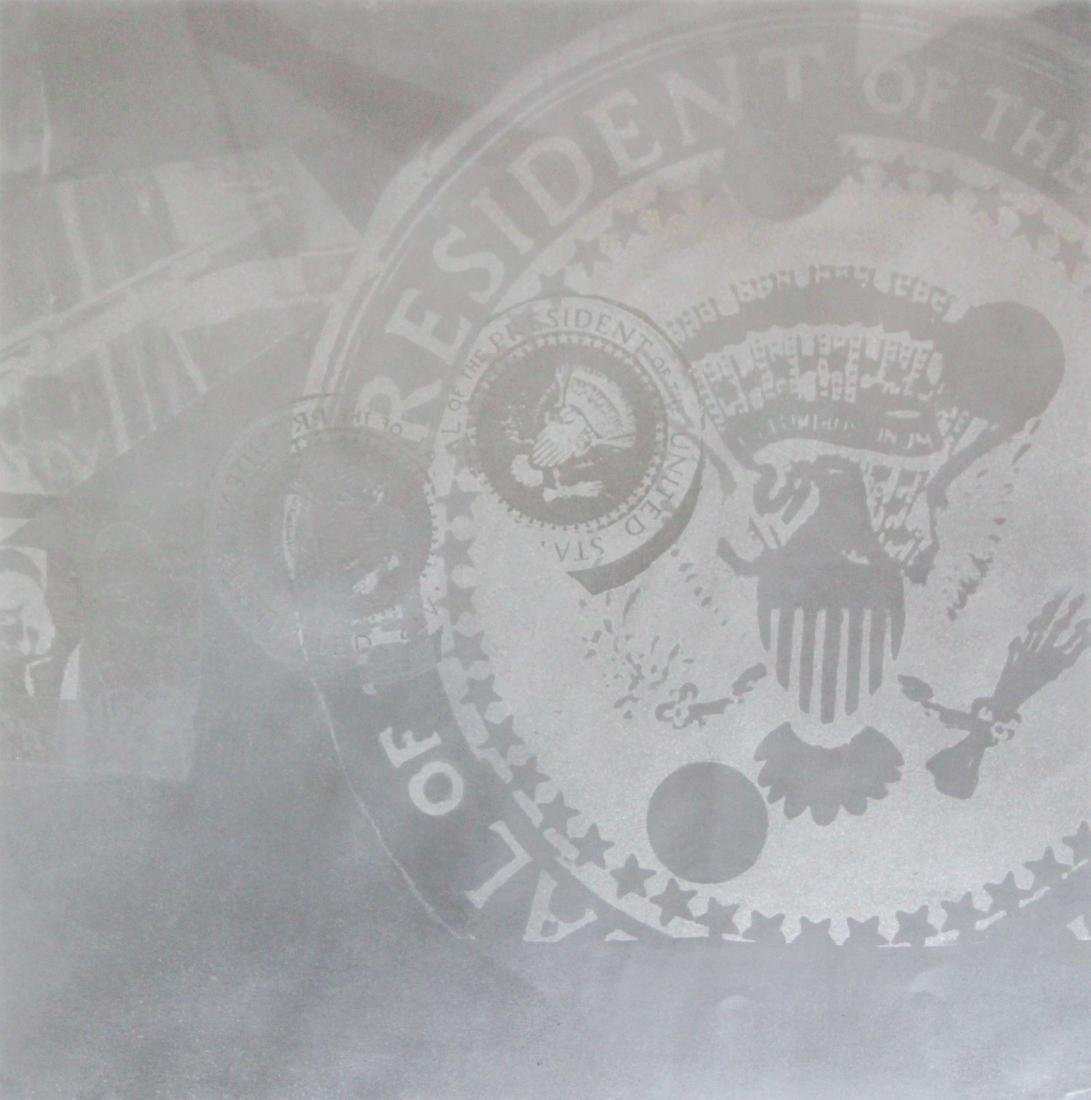 Andy Warhol - Jackie Kennedy & Presidential Seal