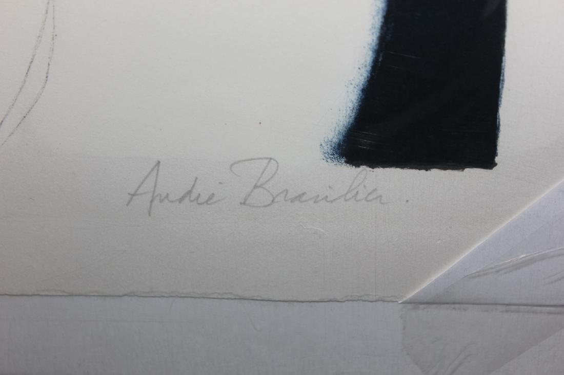 "Andre Brasilier ""Untitled"" - 2"