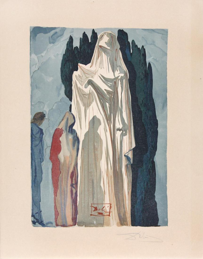 Farinata by Salvador Dali