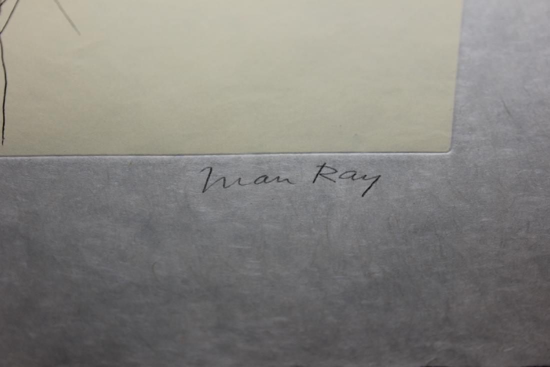"""Man Ray """"Natasha (Yellow)"""" - 2"""