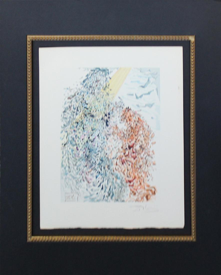 "Salvador Dali ""The Dust of Souls"""