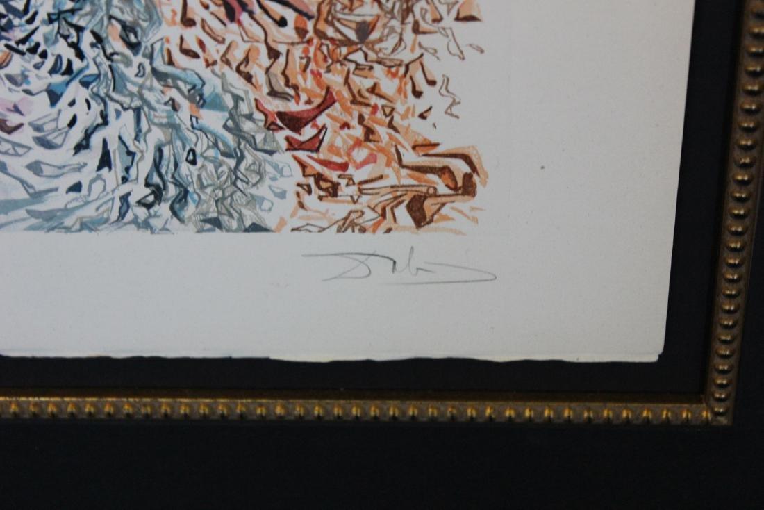 "Salvador Dali ""The Dust of Souls"" - 2"