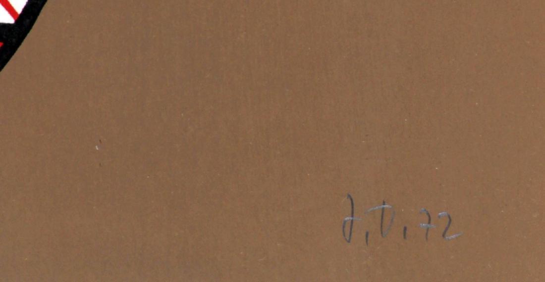 Jean Dubuffet - Le Surintendant - 2
