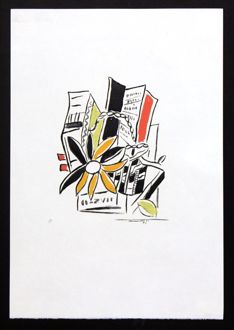 Fernand Leger - Chevreuse