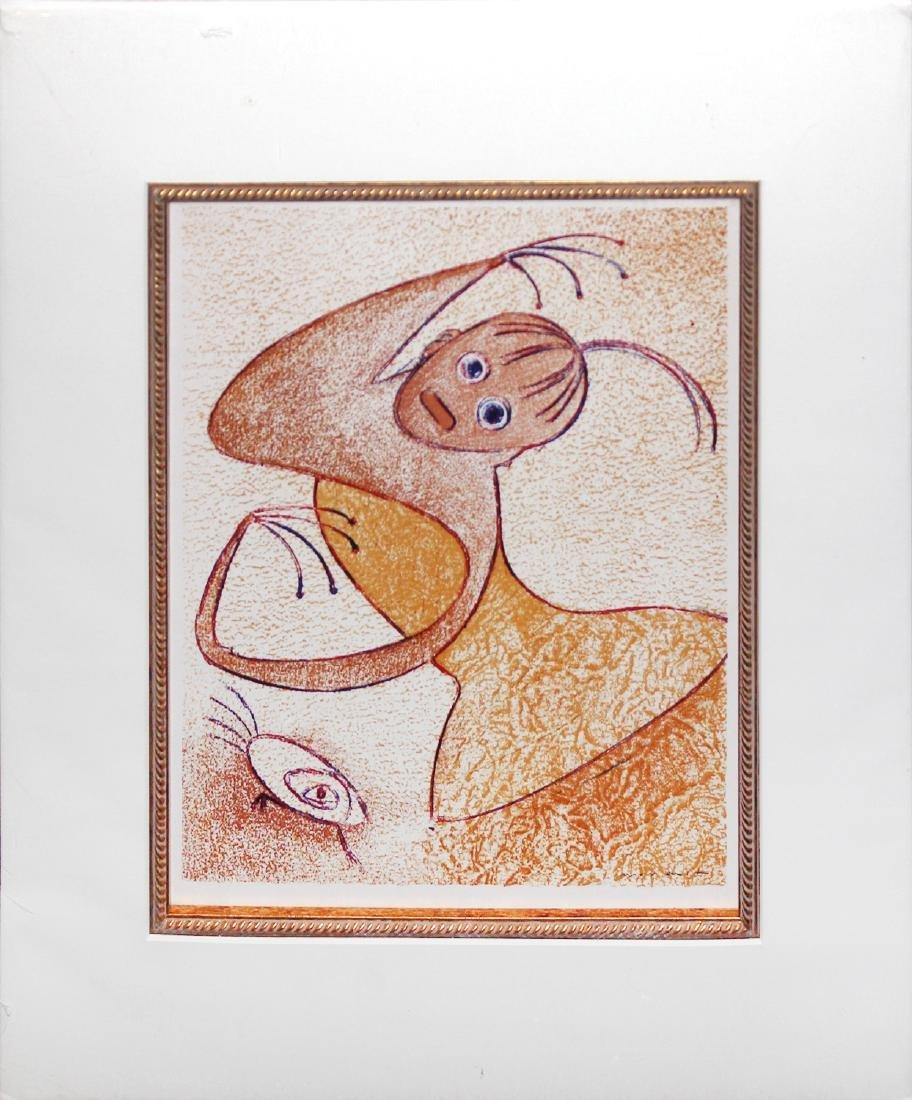 Max Ernst, from San Lazzaro et ses Amis