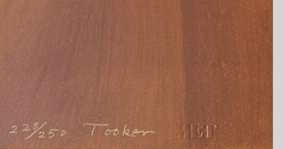 "George Tooker ""Un Ballo in Maschera"" - 2"