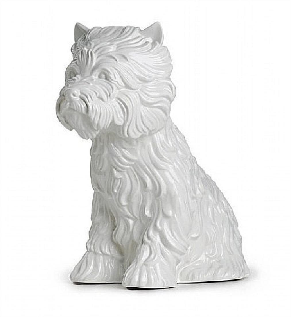 Jeff Koons - Puppy Vase