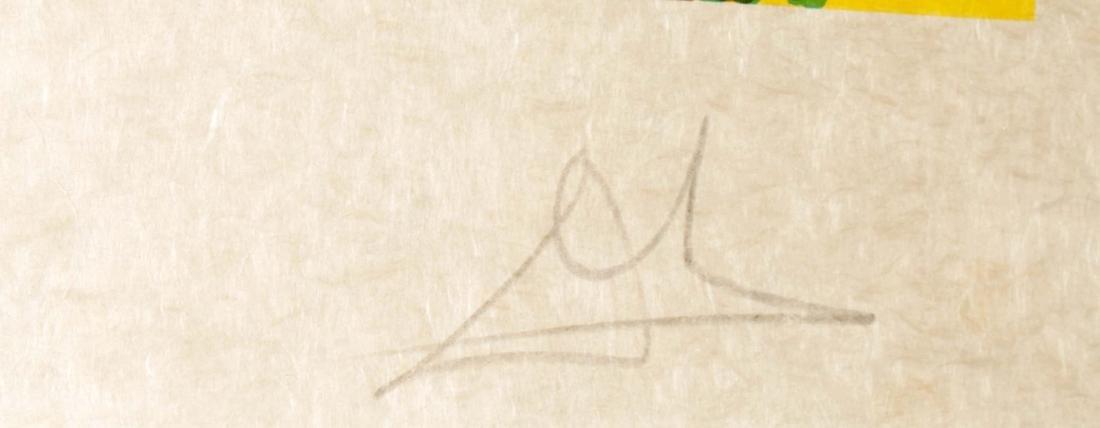 Salvador Dali - The Golden Calf - 2