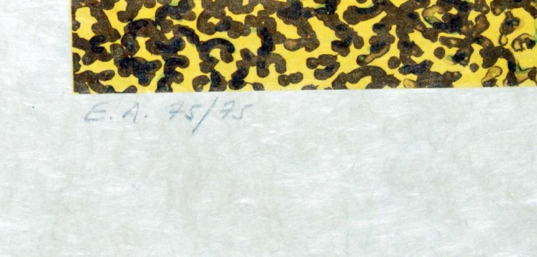 Salvador Dali - The Golden Calf - 3