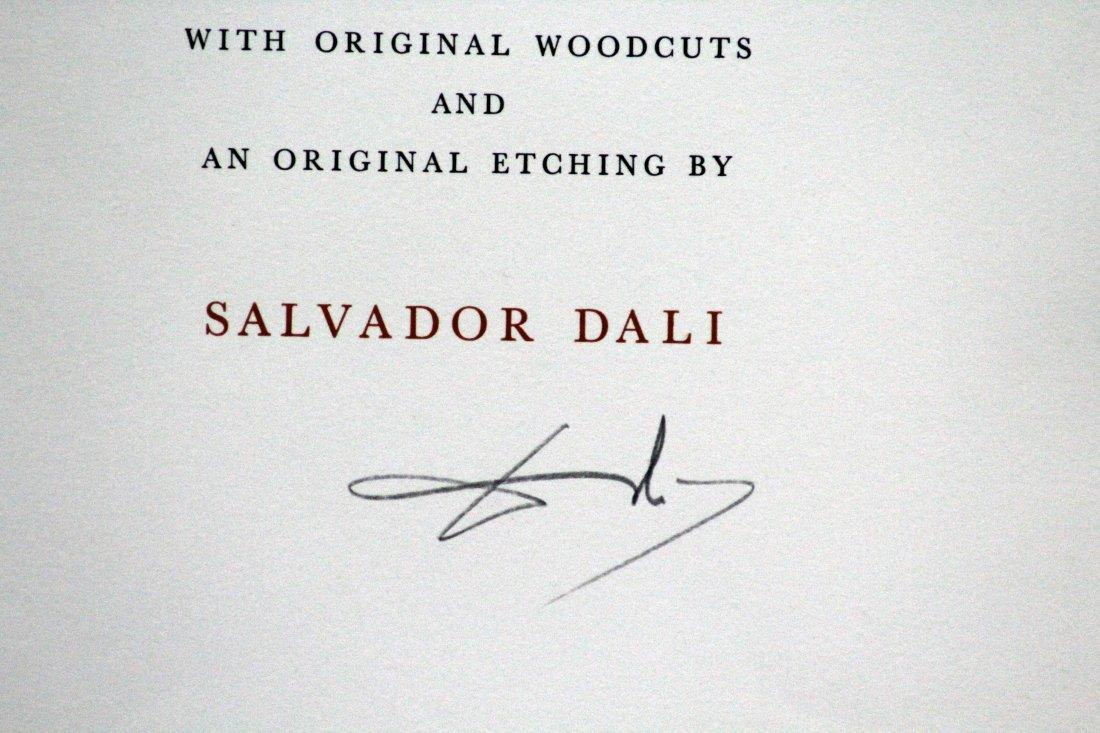 Salvador Dali - The Mock Turtle's Story - 2