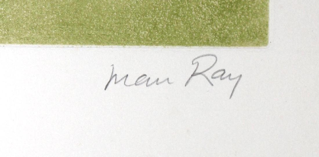 Genia by Man Ray - 2
