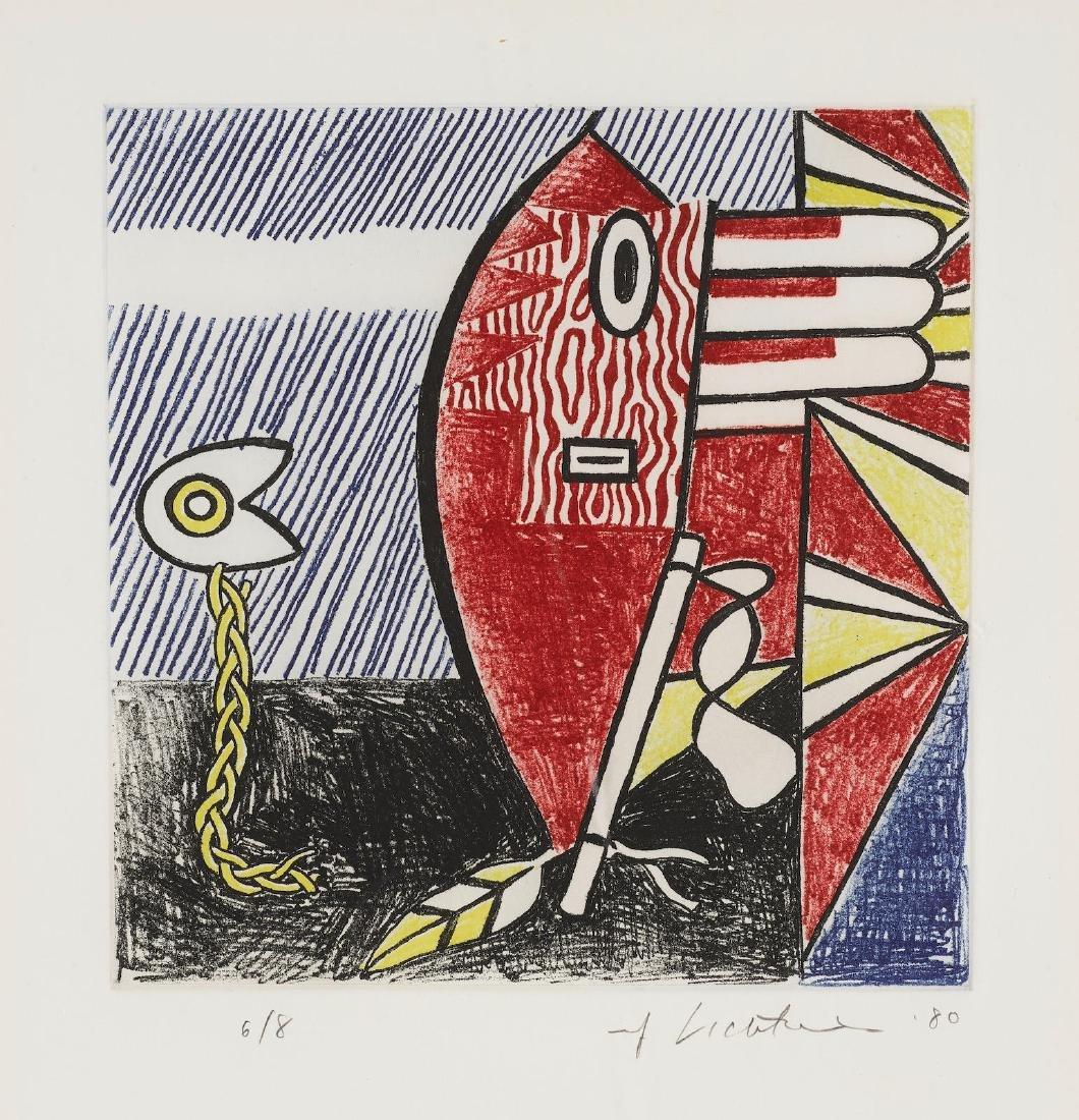 Roy Lichtenstein - Untitled II