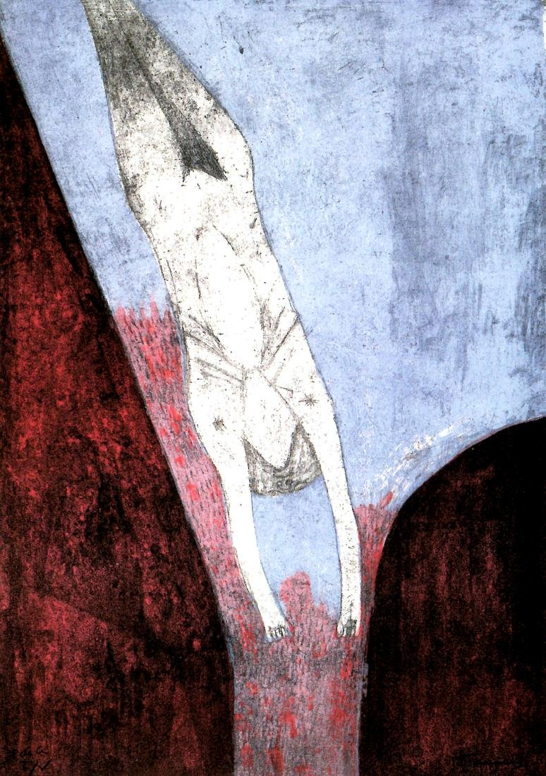 Rufino Tamayo - Untitled
