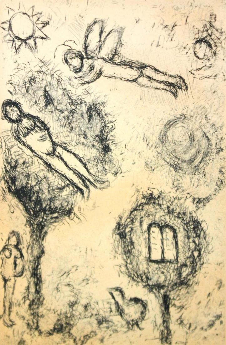 Marc Chagall - Psaumes de David 4