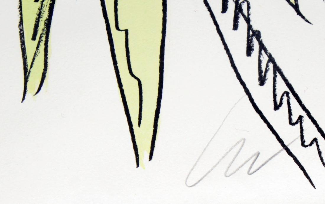 Andy Warhol - Flowers - 2