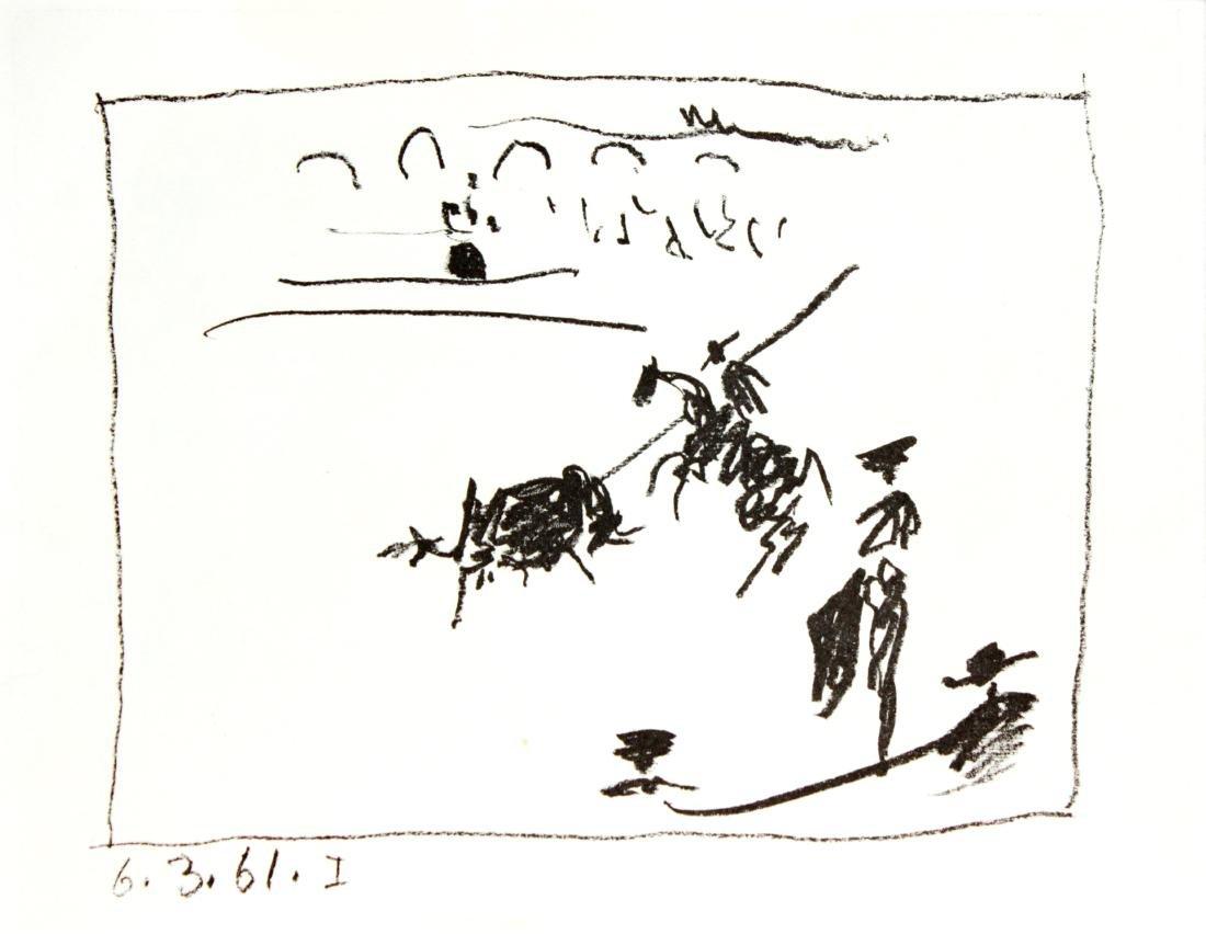 Pablo Picasso - 6.3.61 I
