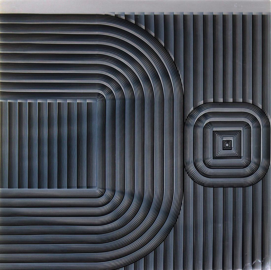 """Herbert W. Kapitzki - Cover from """"Domberger Siebdruck"""