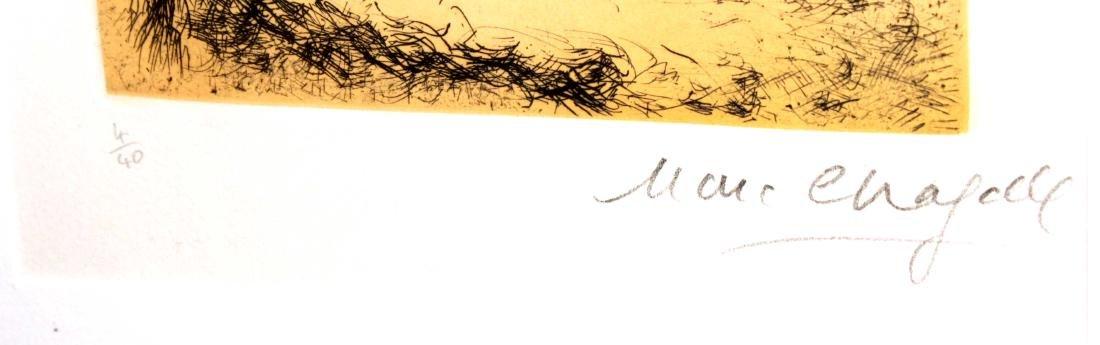Marc Chagall - Psaumes de David Psaume 77 - 2