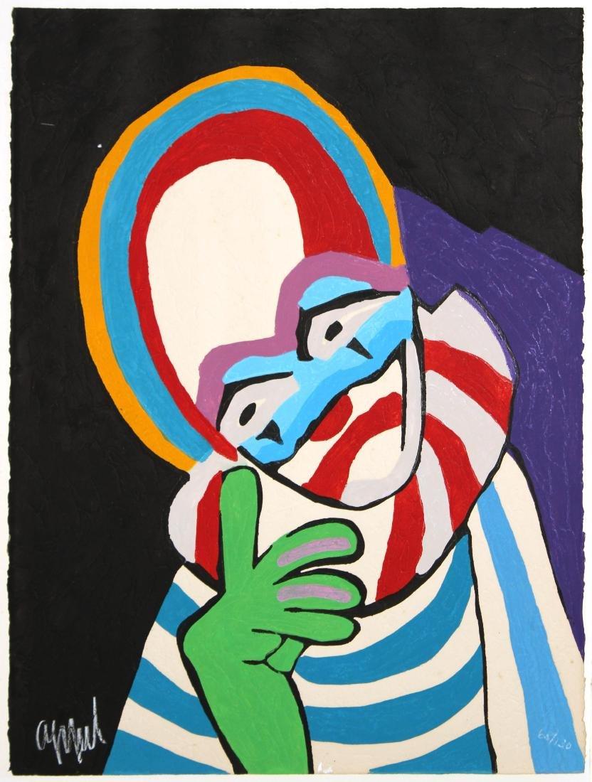 Karel Appel - Toute la Tendresse du Monde