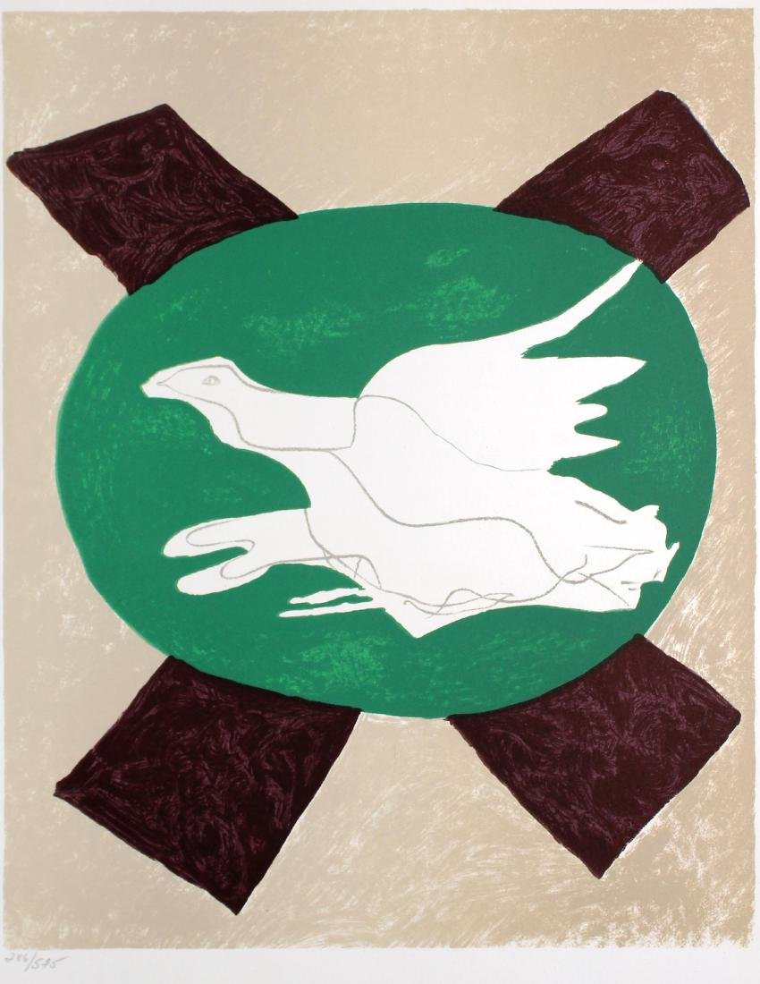 Georges Braque - Oiseau