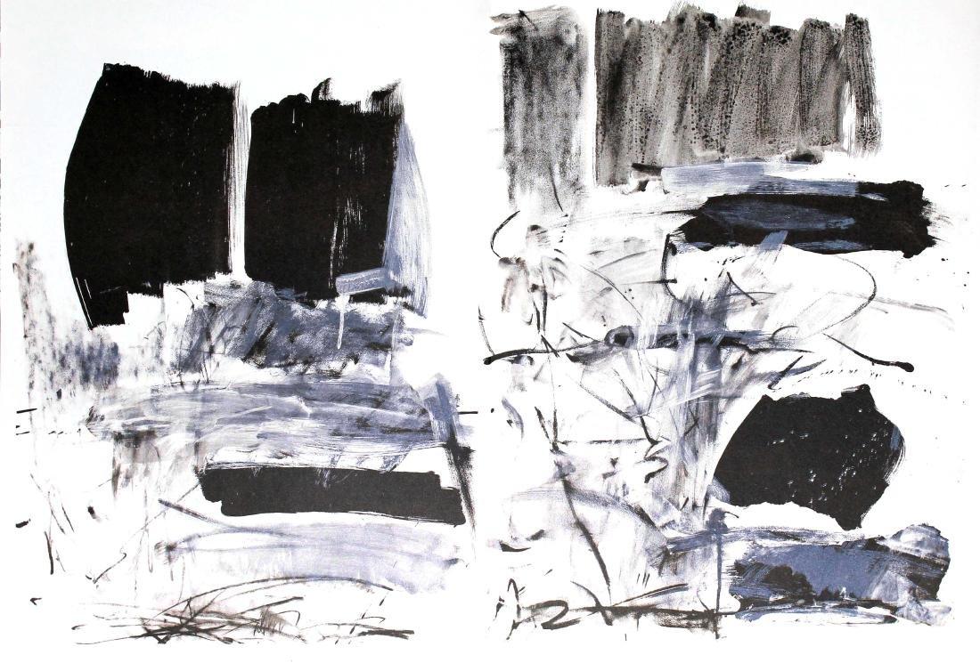 Joan Mitchell - Untitled