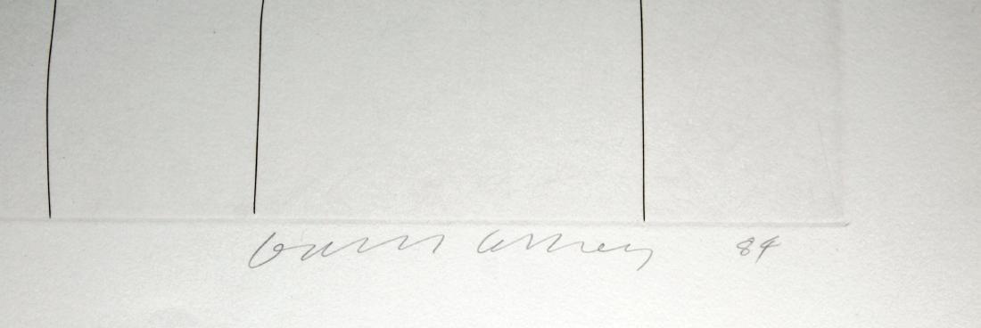 David Hockney - Ann in the Studio - 2