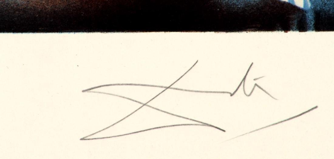 """Keith Haring - Untitled from """"Tony Shafrazi"""" portfolio - 3"""