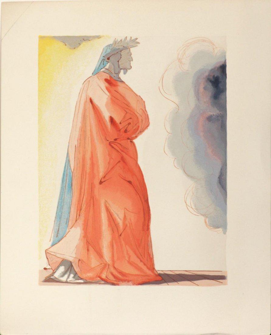 Salvador Dali - Dante