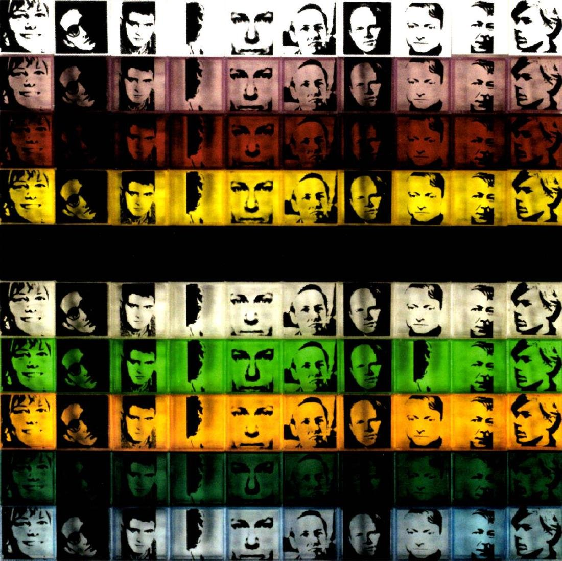 Andy Warhol - Portraits of the Artists