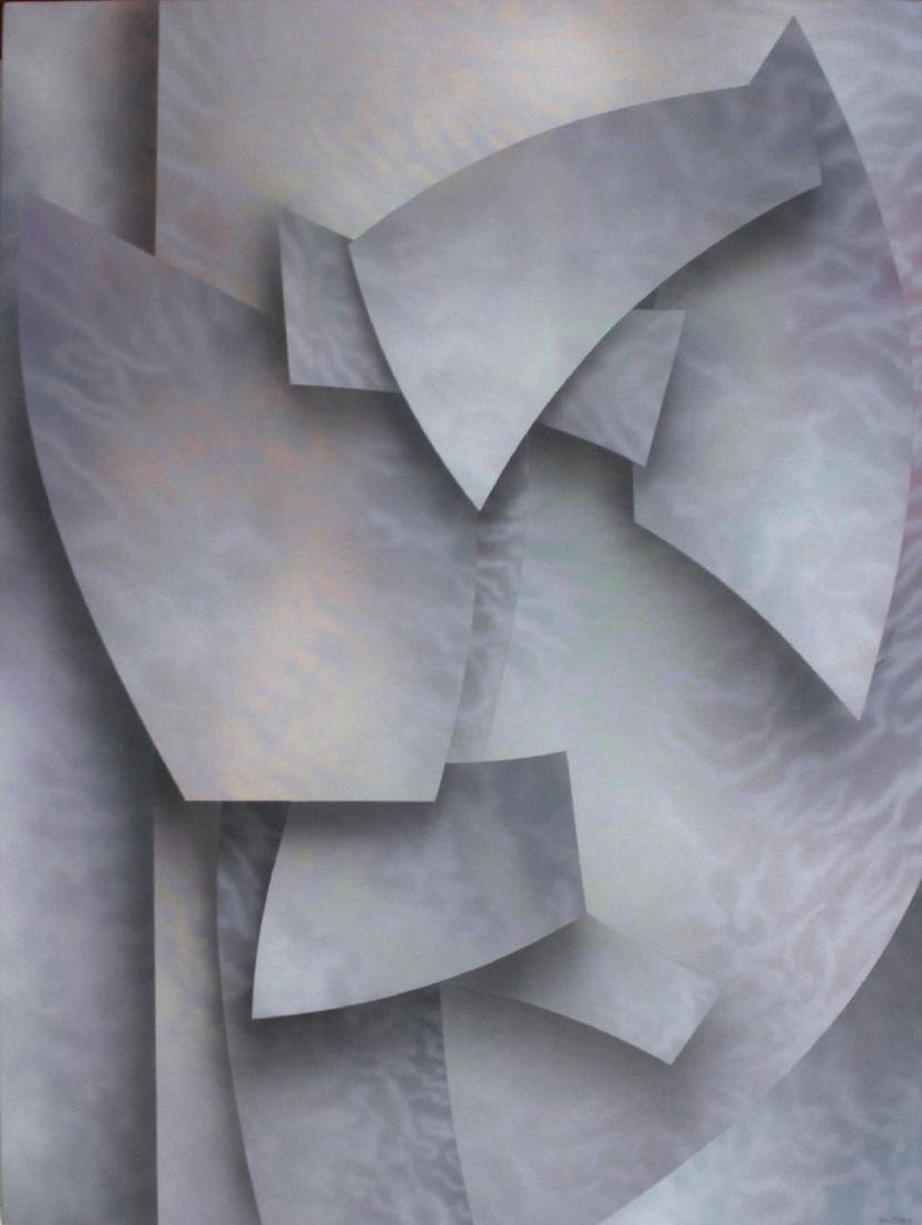 Jack McVey - Untitled Abstract