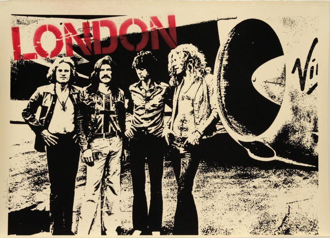 Mr. Brainwash - Led Zeppelin