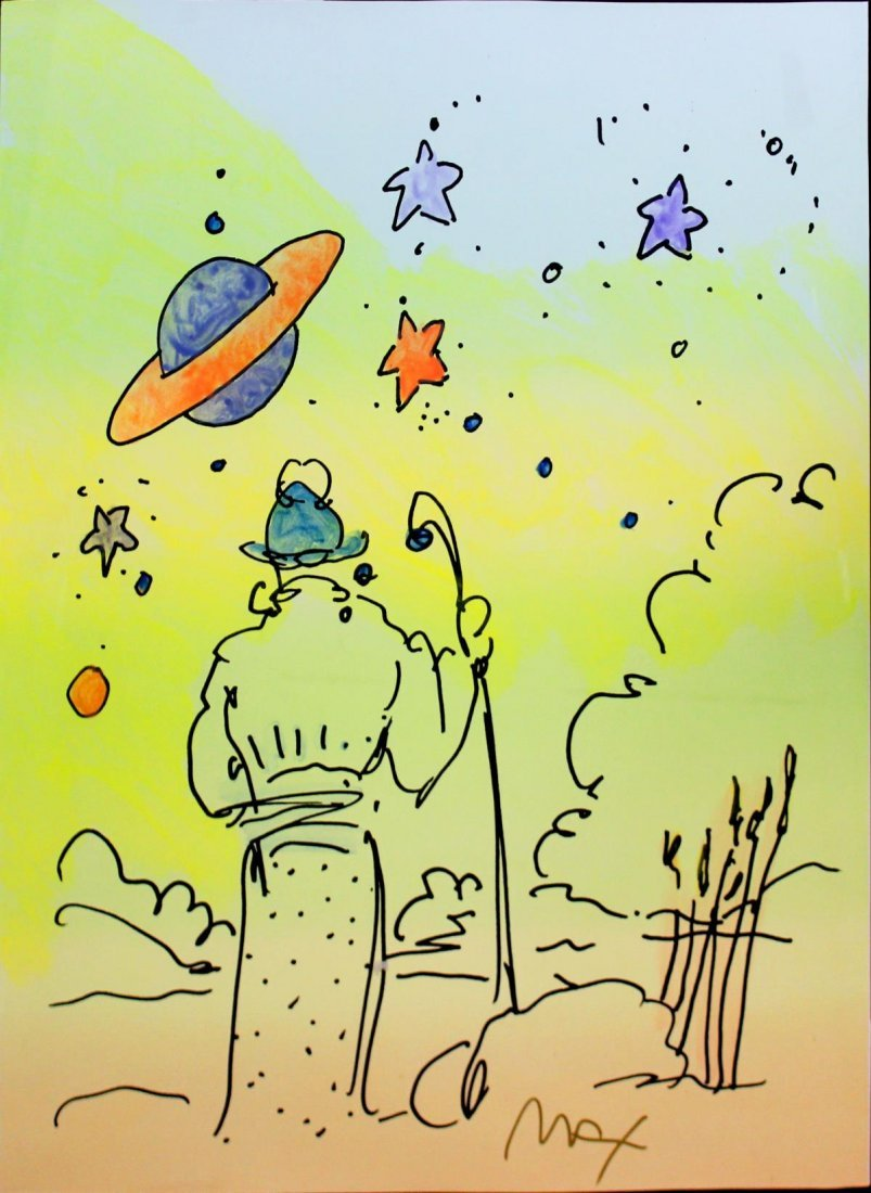 Peter Max - Cosmos