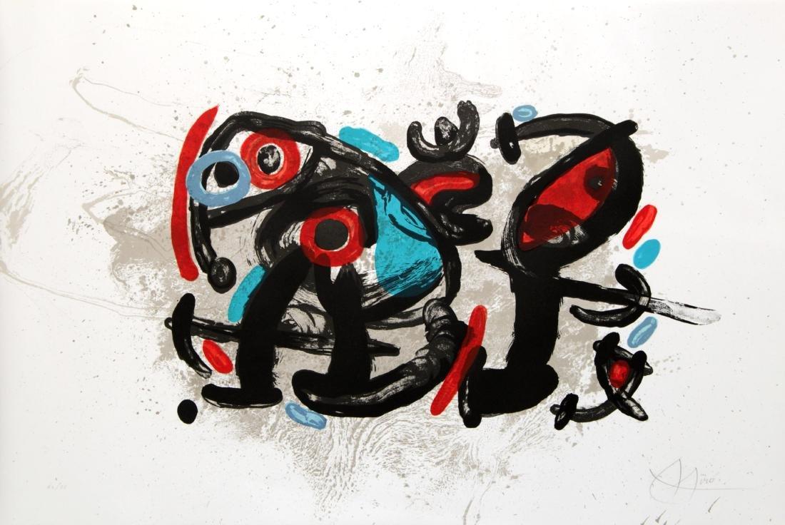 Joan Miro - Ronde Nuit