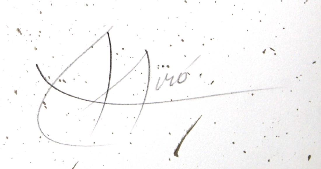 Joan Miro - Ronde Nuit - 2