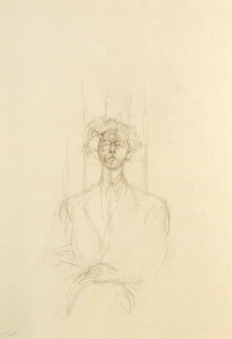 Alberto Giacometti - Testa di Isaku Yanahaira