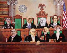 Charles Bragg - The Court Supreme